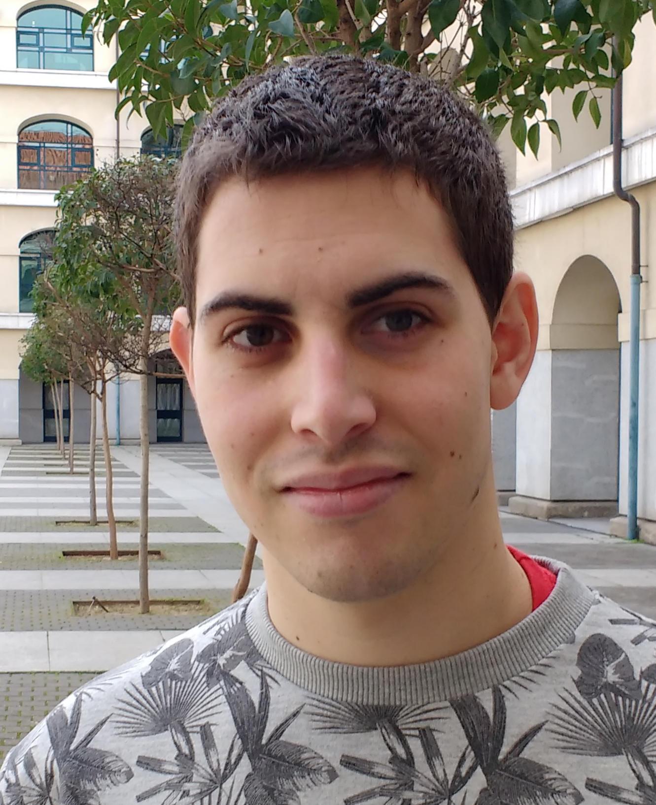 Rubén Majadas Sanz